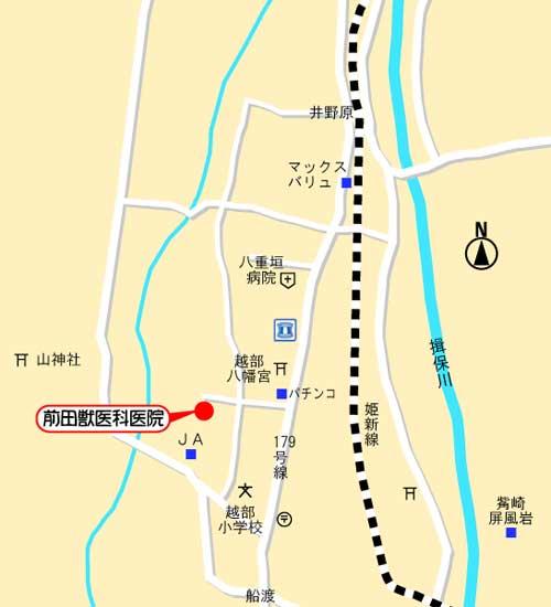 前田獣医科医院 | 兵庫県西播獣...